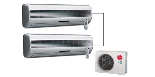 Multi Split AC Repair Service