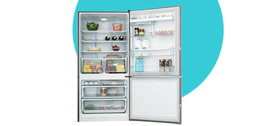 Bottom Mount Freezer