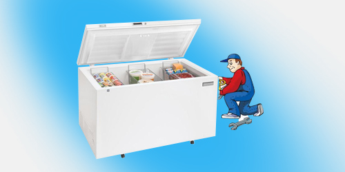 Deep Freezer Installation Services